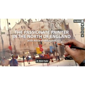 The Passionate Painter in North England