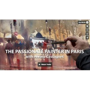 The Passionate Painter in Paris